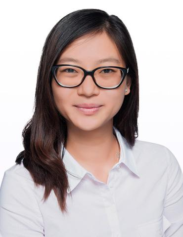 Amanda Luu, Sales & Marketing Coordinator